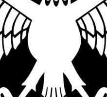 Hero Association Logo Sticker