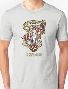Classic British Motorcycle Emblem - Velocette Maiden Unisex T-Shirt