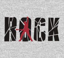 Rock One Piece - Short Sleeve