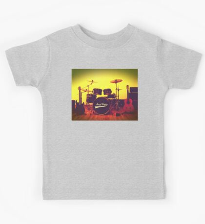 Rock Band Kids Tee