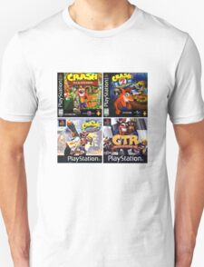 Crash Bandicoot Forever T-Shirt
