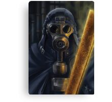 Steampunk Vader Canvas Print