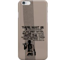 Sir Francis Drake iPhone Case/Skin