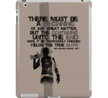 Sir Francis Drake iPad Case/Skin