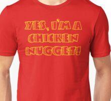 Chicken Nugget (Yellow) Unisex T-Shirt