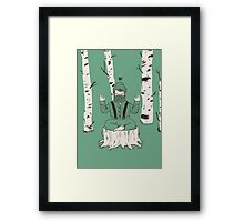 One with everything Framed Print