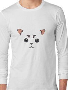 Anime - Sadaharu Face Long Sleeve T-Shirt