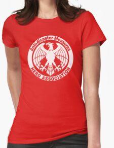 Hero Association Womens Fitted T-Shirt