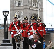 The Royal Anglian Regiment Band  by Keith Larby