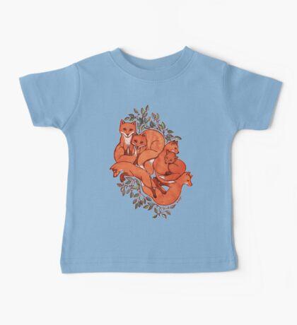 Fox Tangle Baby Tee