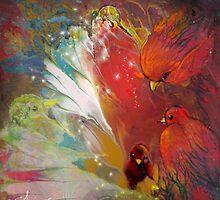 Au Pays des Oiseaux by Goodaboom