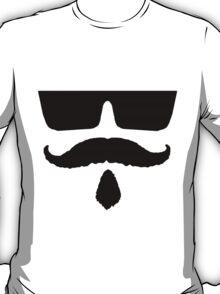 Cool Mustache 2 T-Shirt