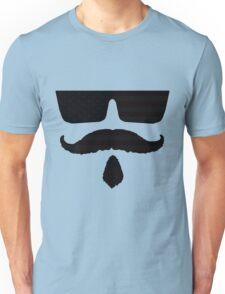 Cool Mustache 2 Unisex T-Shirt