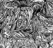 freestyle ink drawing 001 by raverzero