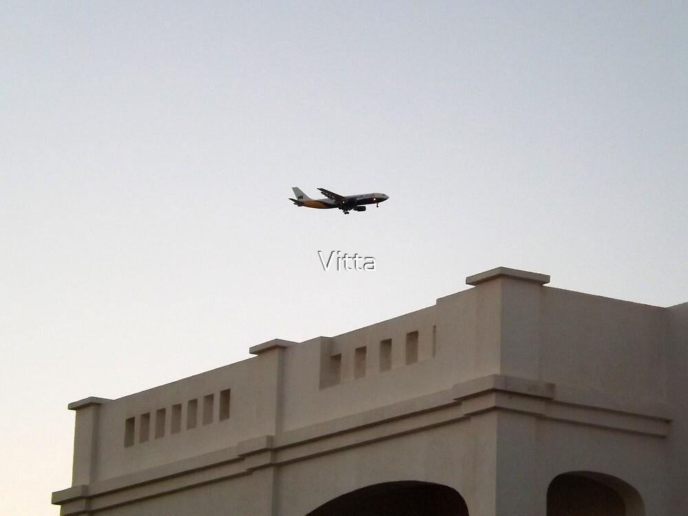 Airplane by Vitta