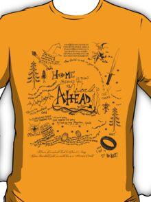 The Hobbit Quotes T-Shirt