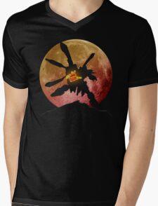 Shining Finger Mens V-Neck T-Shirt