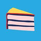 Pop Art Cake - light pink by digestmag