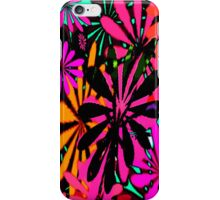 FLOWERS IN YOUR HAIR iPhone Case/Skin