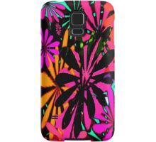 FLOWERS IN YOUR HAIR Samsung Galaxy Case/Skin