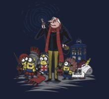 Doctor Gru Kids Clothes
