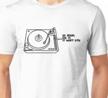 Use The Pitch Unisex T-Shirt
