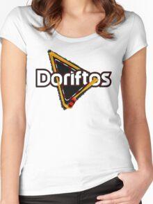 Doriftos Women's Fitted Scoop T-Shirt