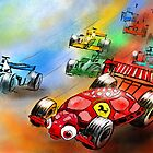 The Ferrari Turtle by Goodaboom
