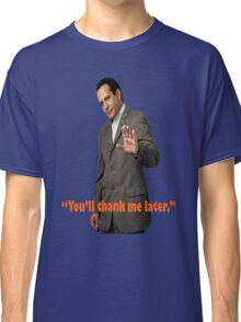 Monk Quote  Classic T-Shirt