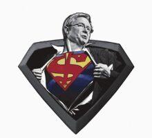 Super Rudd 2, Kevin Rudd by Frank Li