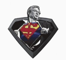 Super Rudd 2, Kevin Rudd by Frank Li