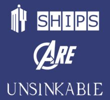 My Ships Are Unsinkable (Doctor Who) by SketchyAtBest