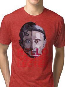 Doctor Lecter  Tri-blend T-Shirt