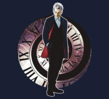The 12th Doctor - Peter Capaldi Kids Tee