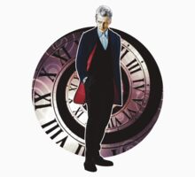 The 12th Doctor - Peter Capaldi Kids Tee