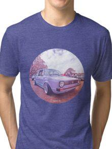 Mk1 Golf Dreams Colour Tri-blend T-Shirt
