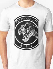 Tyrannosaurus Rex Emblem T-Shirt