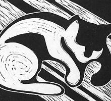 Sunbeam Cat Nap by craftyhag