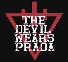 The Devil Wears Prada Triangle Design 2 by BandTees