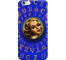 Alphabet-girl 1 iPhone Case/Skin