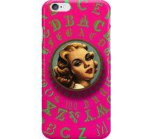 Alphabet-girl 4 iPhone Case/Skin