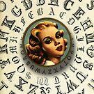 Alphabet-girl 5 by RichardSmith
