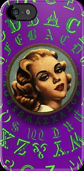 Alphabet-girl 7 by RichardSmith