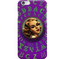 Alphabet-girl 7 iPhone Case/Skin