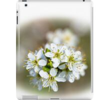 ipad flower iPad Case/Skin