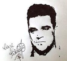 Robbie Williams by DanielakaBungle
