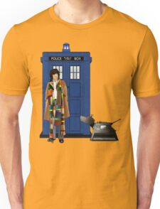 The Doctor and K-9 Unisex T-Shirt