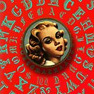 Alphabet-girl 8 by RichardSmith