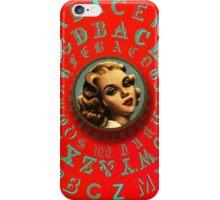 Alphabet-girl 8 iPhone Case/Skin