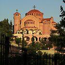 a church by mkokonoglou